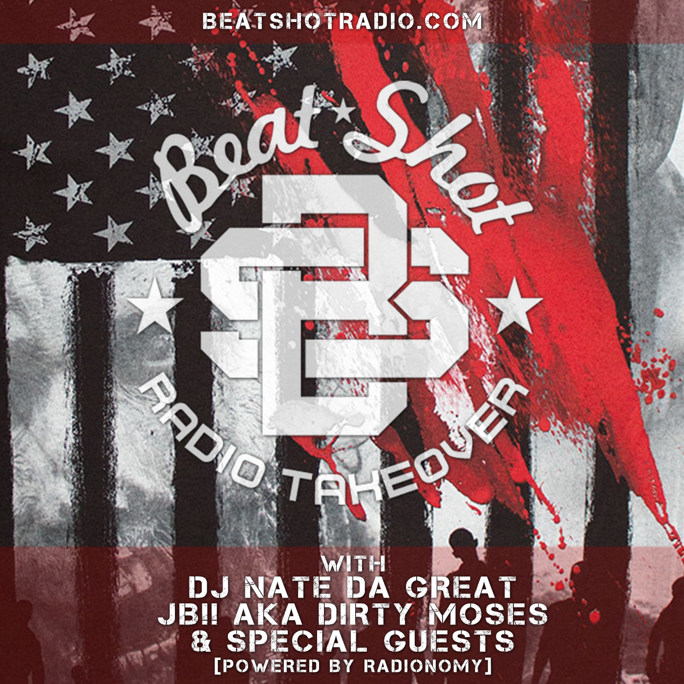 Beat*Shot Radio Takeover Podcast: BeatShot | Talk | Hip-Hop Radio